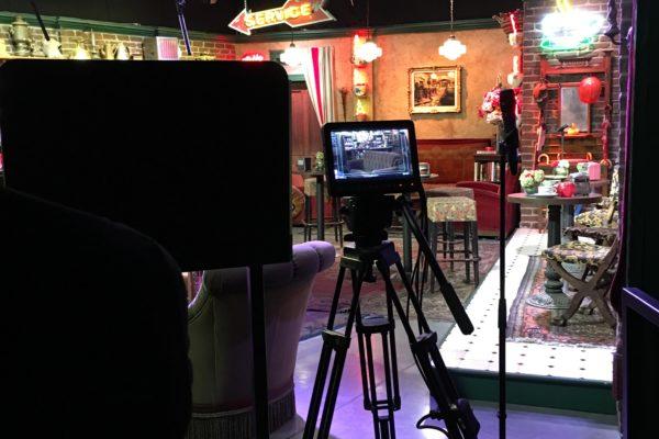 Central Perk Café aus der Serie Friends