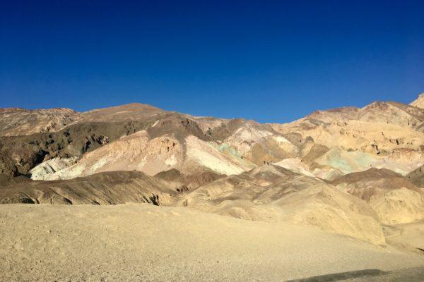 Death Valley Artist's Drive
