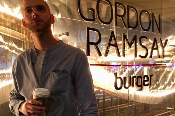Las Vegas_Burgertime bei Gordon Ramsay